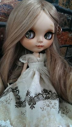 . RAINA custom + *: ° +. Daughter custom Blythe Admin who love cats - Auction - Rinkya! Japan Auction & Shopping
