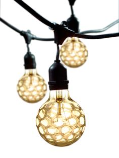 Bulbrite Outdoor String Light