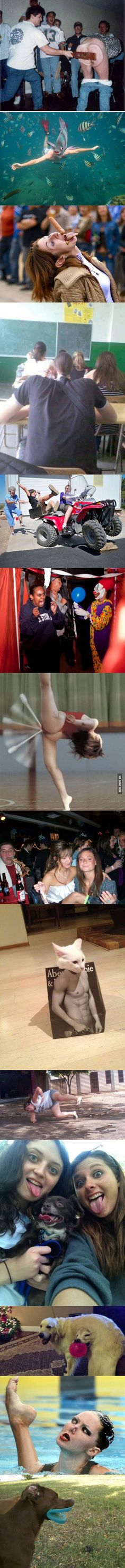 9GAG - Picture timing level: Ridiculous