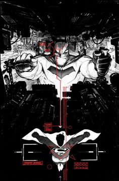 Variant Cover Art From Frank Miller's DARK KNIGHT III: THE MASTER RACE