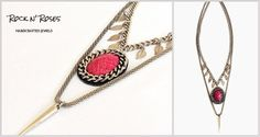 RnR necklace  http://rocknroses-gr.blogspot.gr/