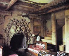 aqqindex:   Lorenzo Mongiardino, The Tower of... - Una Lady italiana