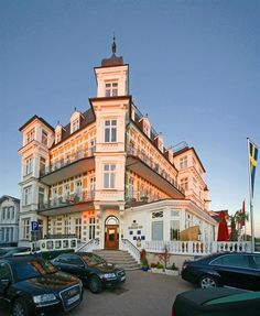 Ahlbecker Hof · Seebad Ahlbeck · Usedom - Wellness & Beauty