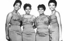 The #Shirelles, one of the most successful girl groups of the 60's.