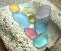 SCOTTISH SEA GLASS PASTELS | Flickr - Photo Sharing!