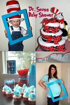 obSEUSSed: Dr. Seuss Baby Shower Ideas Round-up