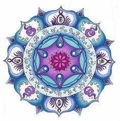 beautiful mandala