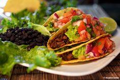 Tacos De Hongo :)  SOOO delicious !