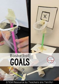 Automata STEM Two simple STEM tower challenges! - STEM activities for childrenDo you need some quick and easy STEM challenges for your classroom? Tower challenges are great STEM activities that contribute to problem solving, teamwork Middle School Activities, Stem Activities, Middle School Crafts, Space Activities, Summer Activities, Math Stem, Stem Science, Science Ideas, Physical Science