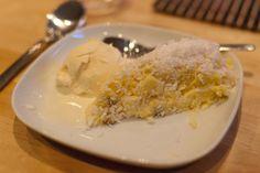 Pudine Mais (Polenta Cake) - Mauritian Supper Club