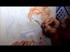 Drawing Kou and Futaba //Ao Haru Ride// - YouTube