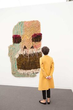 Textiles have become a must-have medium for museums—and collectors are slowly catching on By Julia Halperin. From Frieze daily edition Published online: 17 October 2014 Material world: Caroline Ach...