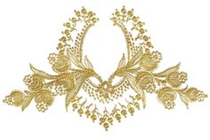 gold(en) embroidery . ancient russian art .