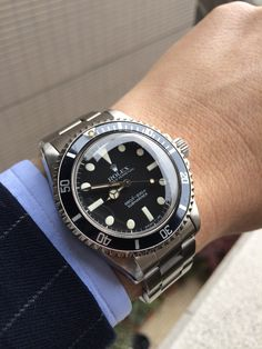 #rolex #submariner #5513 #maxi #mk1 i own this model and love it