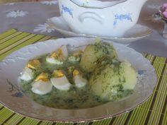 Domowa kuchnia Aniki: Sos koperkowy Polish Recipes, Polish Food, Fresh Rolls, Chicken, Cooking, Breakfast, Ethnic Recipes, Poland, Adventure