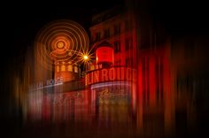 Red Mill-Moulin Rouge by Csilla Zelko on 500px