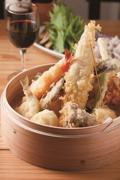 米油100%使用!揚げたてサクサクの天ぷらは一度食べたらヤミツキに天ぷら海鮮 まる福
