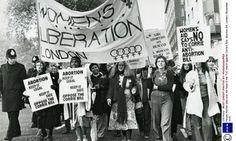 March against anti-abortion plans in 1979... The time has come to rock the boat on abortion law Caroline Criado-Perez For a long time women have kept quiet. But with attacks on our bodily autonomy becoming routine, we must question the infantilising 1967 Abortion Act