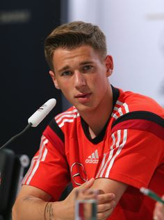 They have actual babe wonder Erik Durm. | 54 Reasons The German World Cup Team Might Actually Be The Hottest World Cup Team