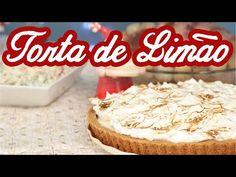 Torta de Limão - Cozinha pra 1 - YouTube