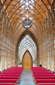 I have always wanted to go to a glass chapel! Mildred B Cooper Memorial Chapel, Bella Vista, Arkansas