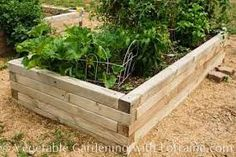 Image result for raised flower beds tiers