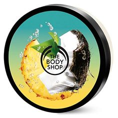 The Body Shop Pinita Colada Body Butter (Limited Edition) 200ml ** Read more reviews of the product by visiting the link on the image.