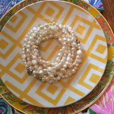 Silpada Pearl and Sterling silver bracelets Set of six gorgeous Pearl and .925 Sterling silver bracelets from Silpada. A variety of looks can be achieved by wearing just one or multiple bracelets. Silpada Jewelry Bracelets