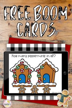 This set of boom cards is perfect for Kindergarten. The cards are Christmas themed and have students counting how many peppermints in all and then selecting the correct number. This activity practices counting sets of 11 through 20 objects.