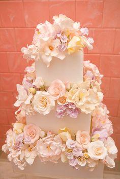 Gorgeous sugar flowers