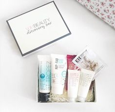 ♡ YOU BEAUTY DISCOVERY BOX | JULY
