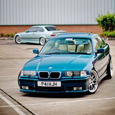 e36 bmw « Tuning ve Modifiye. brother has this car. :)