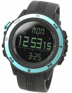 53b05b91b29 LAD WEATHER watch for outdoor sports heights humidity temperature made in  Germany unisex lad004lb light blue Add it to your wishlist at  yourwishfromme.com