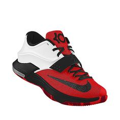 I designed this at NIKEiD Kd 7, Nike Co, Nike Store, All About Shoes, Custom Shoes, Basketball Shoes, My Design, Sneakers, Sports