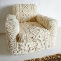 how snuggly and cute would this be in a nursery