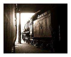 Steam Locomotives, Wolsztyn Poland