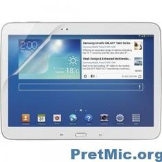 Belkin Folie protectie pentru Galaxy Tab 3 10.1 inch