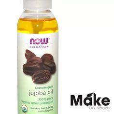 [S$19.90](▼51%)Jojoba Oil. Organic. Free Smartpac delivery. Lowest price. Carrier oil. Moisturising. Skincare. Diy.