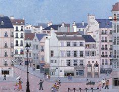 ILLUSTRATION DESSIN DE BIN KASHIWA PARIS