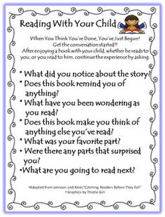 how to help child improve reading comprehension