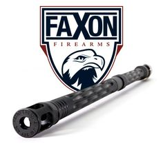 "Shh! Keep it quiet! Enter to win a Faxon 16"" Flame Fluted, Carbine-Length, 300 Blackout barrel and muzzle brake."