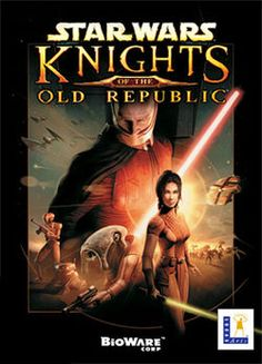 kotor one of the best games of all time, i have played this game a billion times, it is just great!!!!!! love everything about it great story, game play, and its star wars