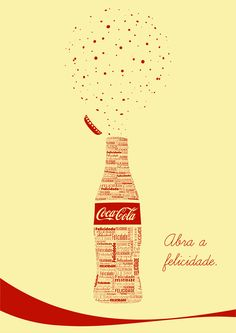 "Check out this @Behance project: ""Texto x Imagem - Coca-Cola"" https://www.behance.net/gallery/45375425/Texto-x-Imagem-Coca-Cola"