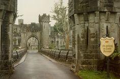 Ashford Castle, Ireland - Travel Photos by Galen R Frysinger