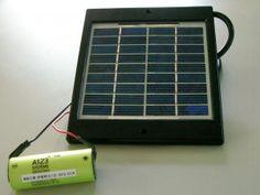 太陽光発電応用研究会~新和工業(株)/次世代高性能蓄電池、家庭菜園向け電気さく