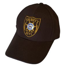 Atlanta Georgia Sheriff Hat, Adult Unisex