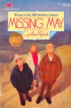 Missing May by Cynthia Rylant  || [Newbery Medal, Dell Yearling Books]