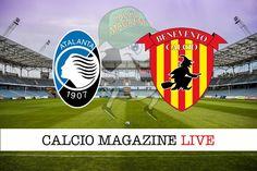 Atalanta-Benevento cronaca diretta risultato in tempo reale