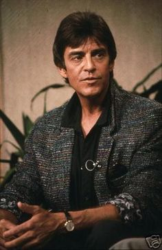 Mark Lindsay -- gorgeous portraits 1985 Lot of 5 original 35mm color slides -- winner will also receive documentation turning over all rights! Great find for fans of Mark Lindsay and Paul Revere & Th