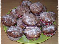 Almás muffin | Betty hobbi konyhája Muffin, Hobbit, Sausage, Meat, Breakfast, Food, Morning Coffee, Sausages, Essen